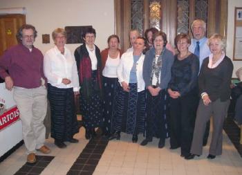 1ste 'pre-FIFALA' benefiet 2004