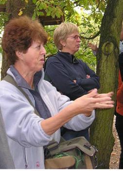 2006  : Paddenstoelwandeling Teut