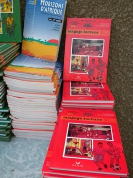 handboeken voor iedere leerlin